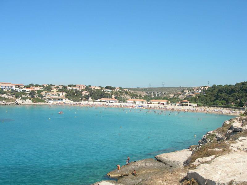 Camping aux alentours de Marseille