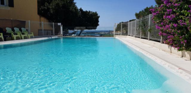 Location de camping en bord de mer en Provence