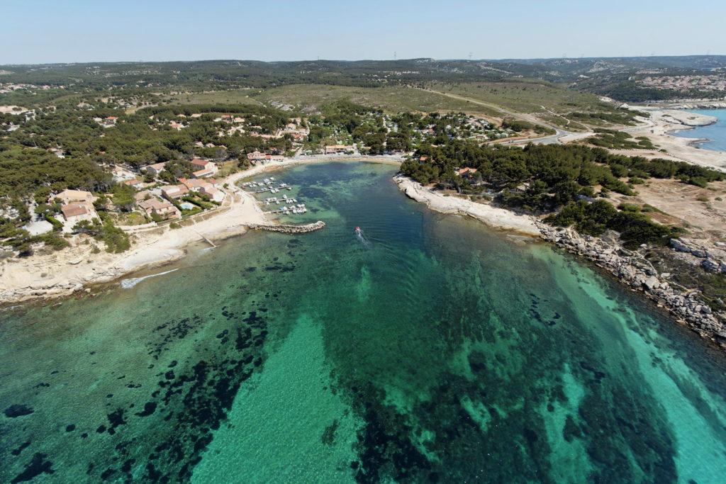 Des vacances en bord de mer pour toute la famille à Martigues